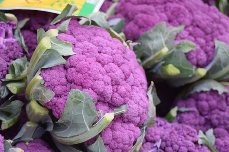 vegetables, veggies, cauliflower